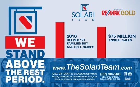 REMAX Solari Team Ad by Smartz Graphics