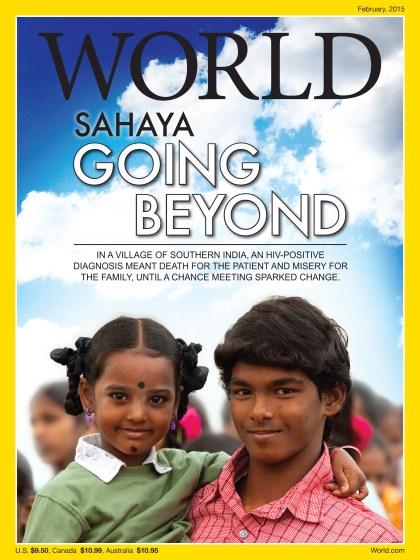 Sahaya Going Beyond Magazine Design By Smartz Graphics