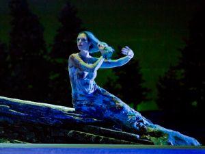 Rusalka, foto fra Det Kongelige Teaters opsætning af Thomas Petri