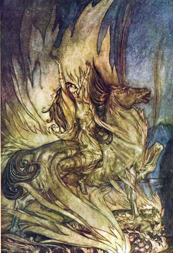 """Nibelungens Ring del 4: Götterdämmerung """"Du hehrstes Wunder!"""""""
