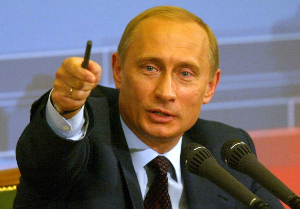 Selvom Putin er national, bliver han aldrig vores allierede