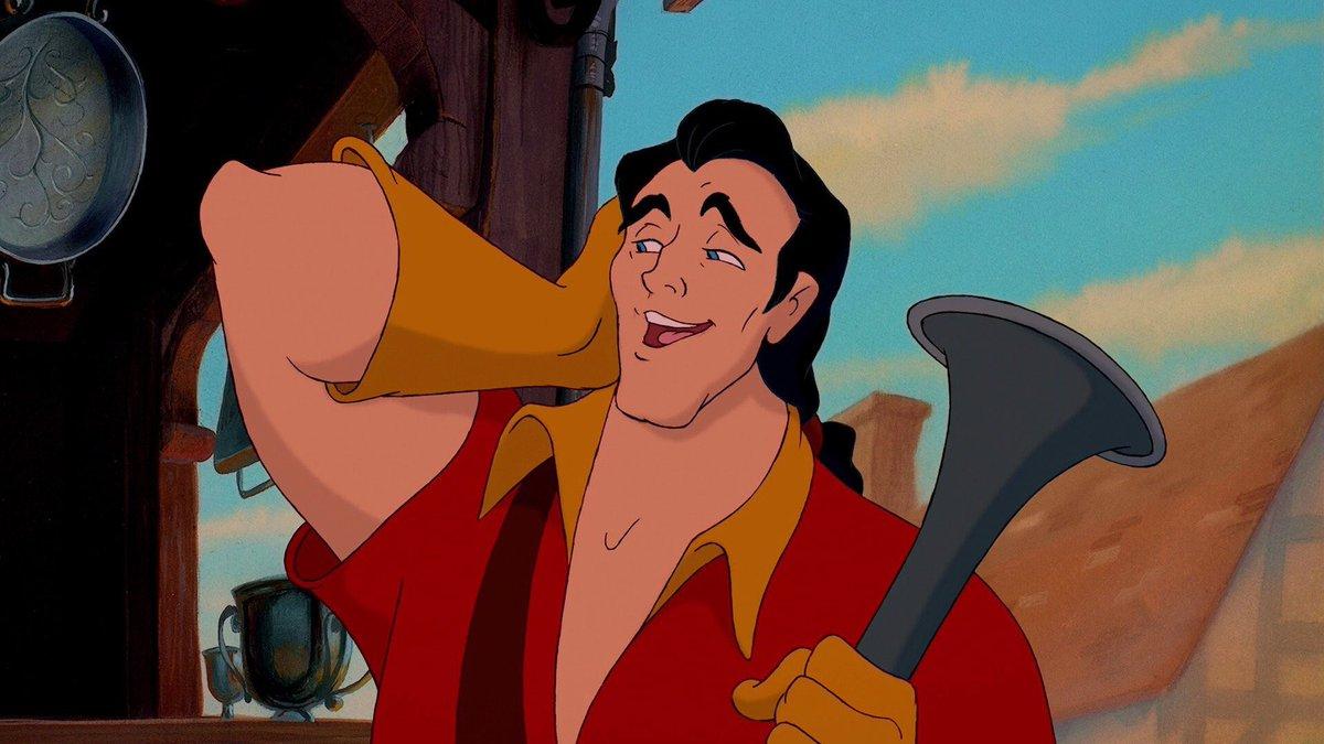 Skønheden & Udyret: Den reaktionære helt, Gaston.