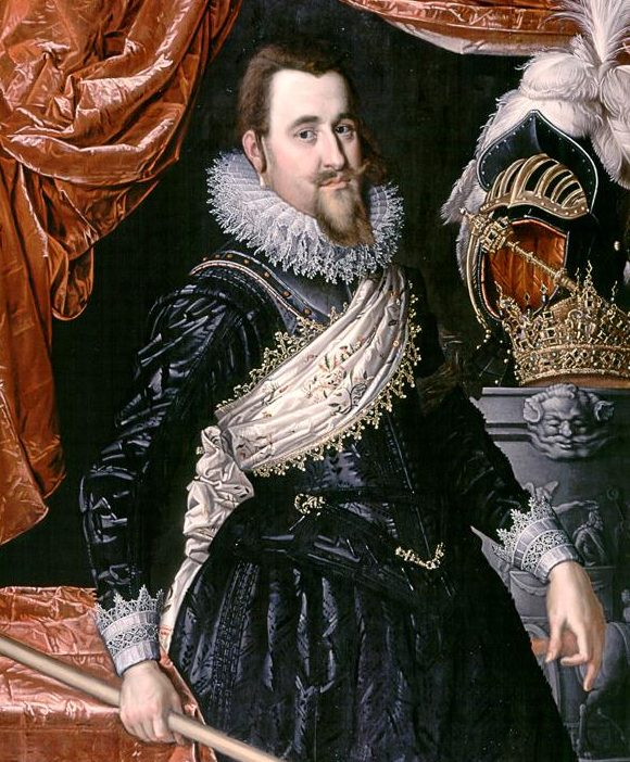 Historien om Danmark: Krige, konger og hekse i renæssancen
