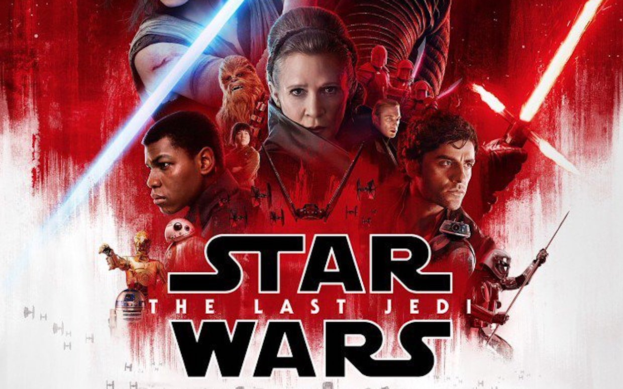 Film Star Wars The Last Jedi Critique