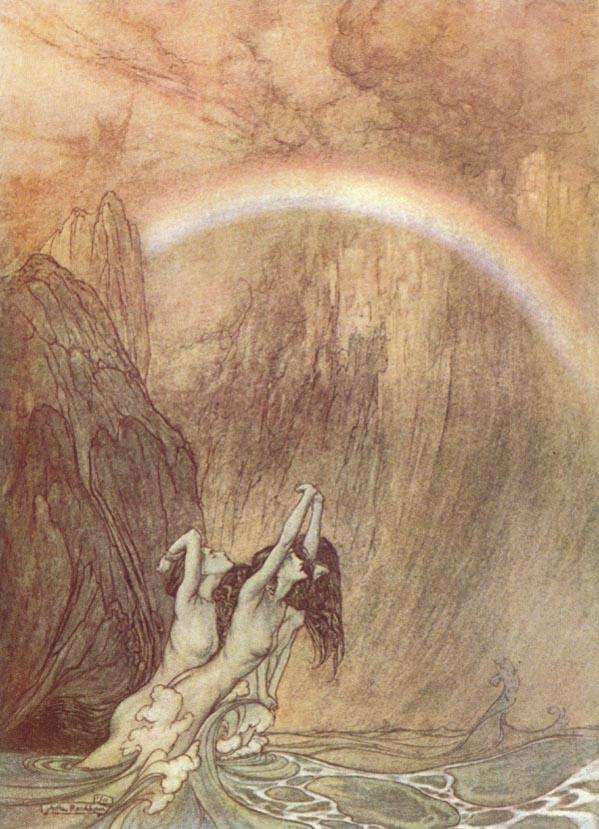 Nibelungens Ring i Odense del 1: Das Rheingold