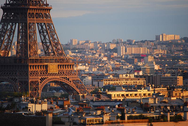 De gule veste og den skamløse luksus i Paris