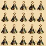 Brass Christmas Bells High Quality Bell 0006
