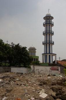 Masjid in a kampung