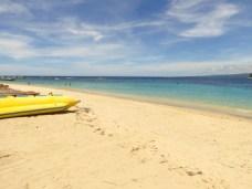 Snorkelling around Gili