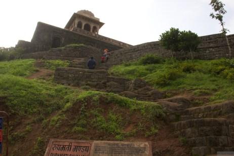Roopmati Pavilion