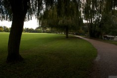 Walking around Stratford