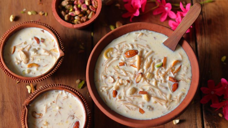 seviyan kheer recipe is done