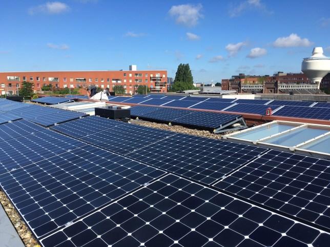 zonnepanelen salderingsregeling saldering dak zonnepaneel zonne-energie