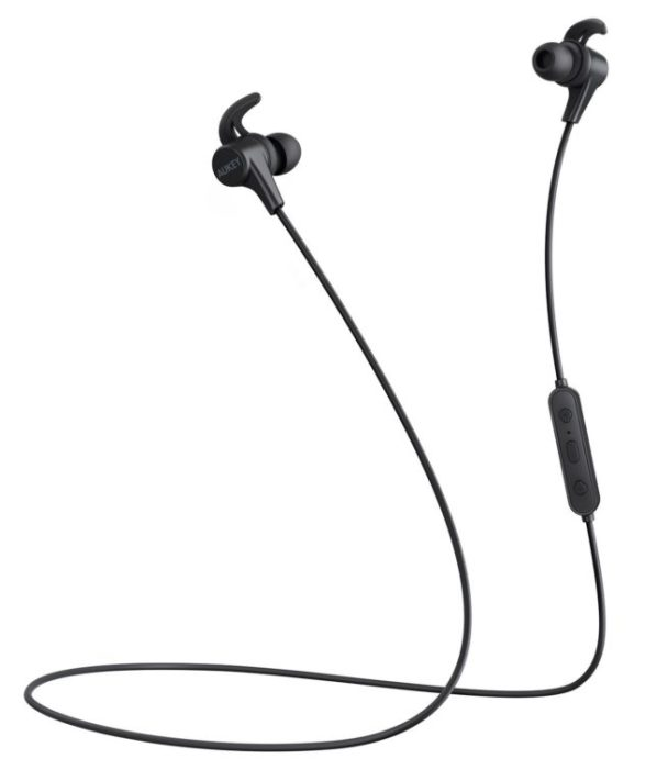 Aukey EP-B40 bluetooth headset oordopjes review