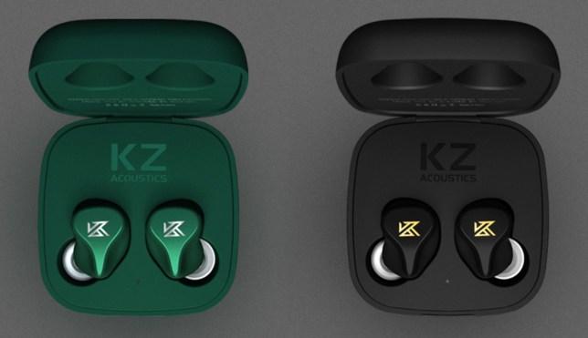 KZ z1 review