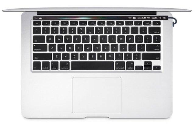 touch-bar strip USB alternative