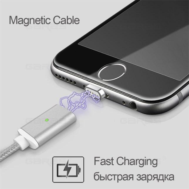 iPhone MagSafe kabel: Lightning, USB-C en Micro USB