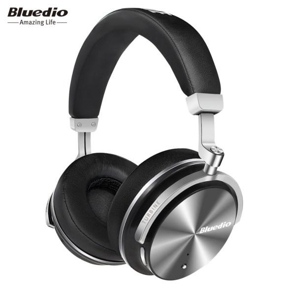 Bluedio T4s review ANC active noise cancelling