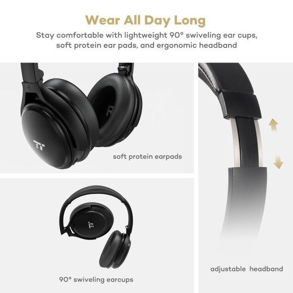 Taotronics TT-BH22 Bluetooth Noise Canceling hoofdtelefoon review