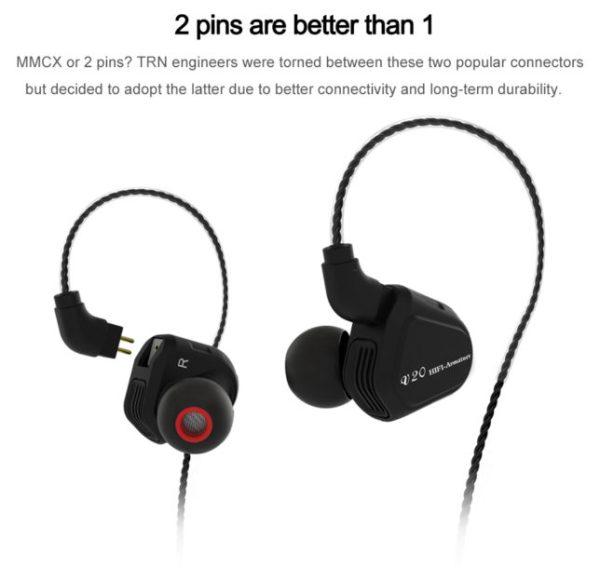 TRN-V20 review