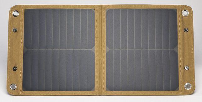 usb-c zonnepaneel
