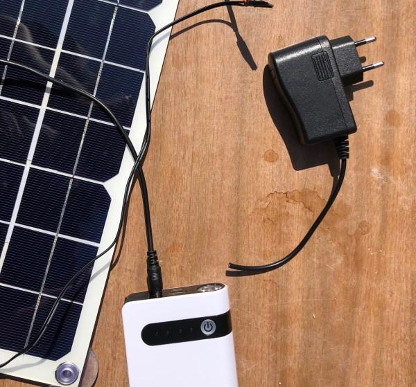 zonnepaneel 20W flexibel buigzaam
