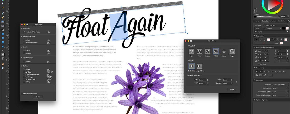 affinity publisher alternatief adobe indesign