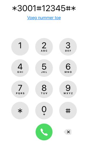 persoonlijke hotspot meet de kwaliteit van je mobiele verbinding
