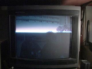 flikkert tv led tl beeldscherm