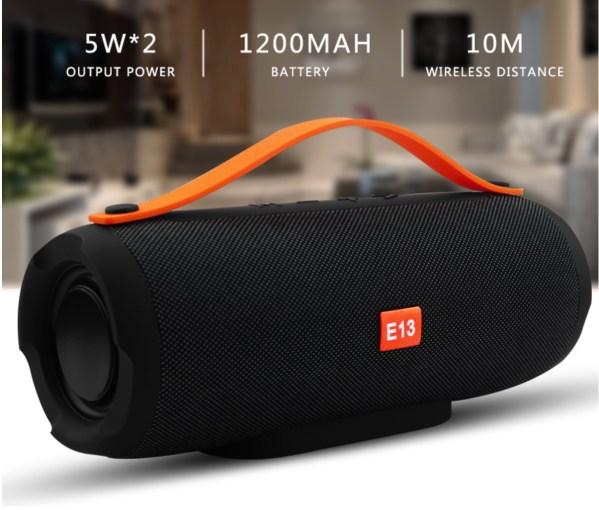 boombox stereo 20W JBL Charge 3
