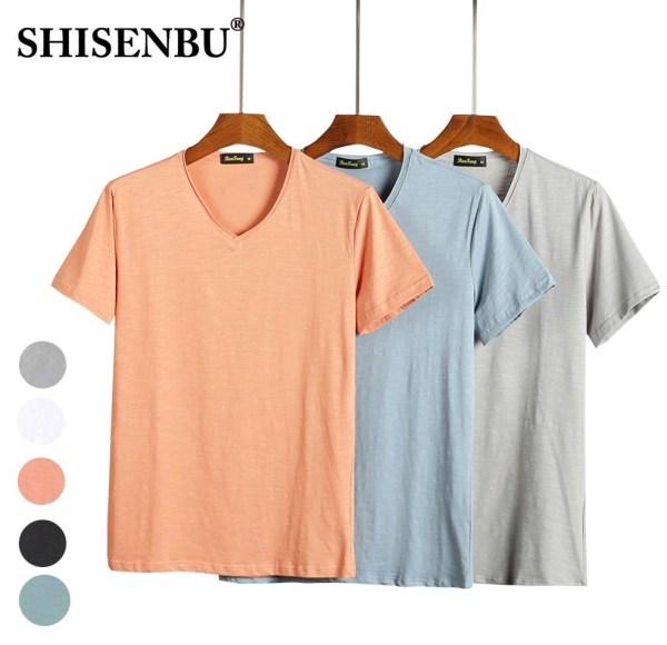 shirt van bamboe goedkoop