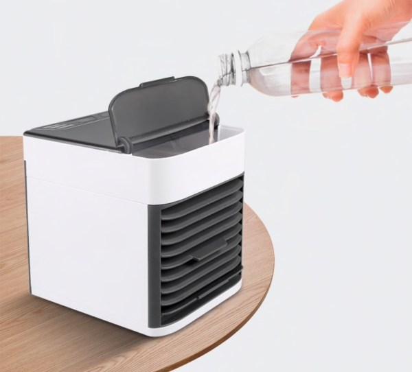 mobiele airco USB mini air conditioner