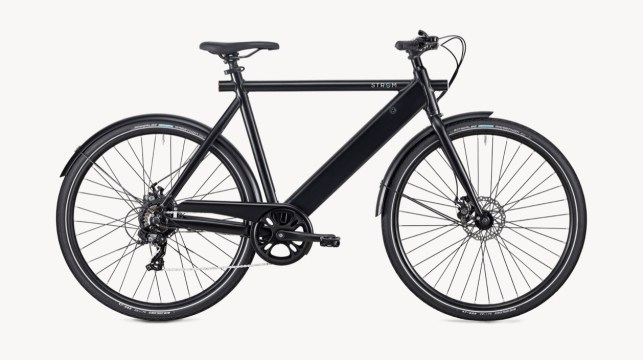 strom city ebike review