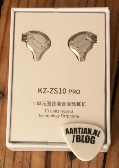 KZ ZS10 Pro review