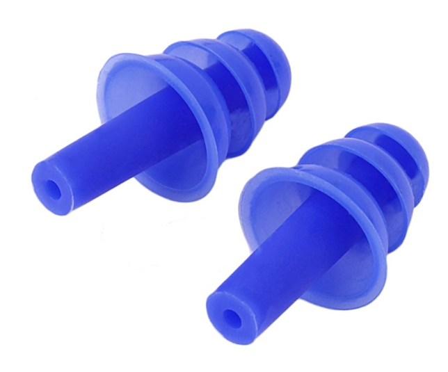 geluidsisolerende siliconen oordoppen