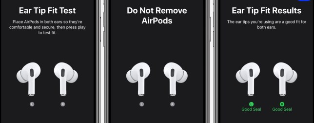 apple airpods pro review ear tip fit test