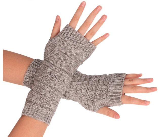 handschoenen wanten zonder vingers