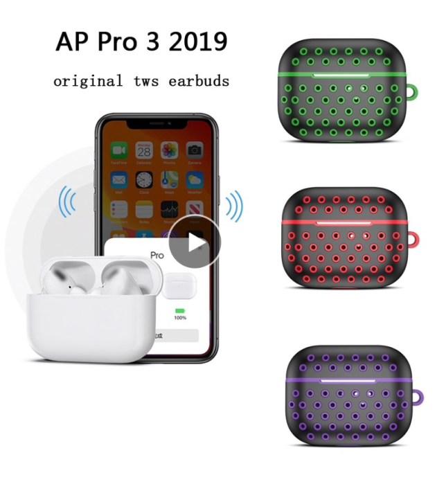 AP Pro 3 replica 1:1 TWS earbuds