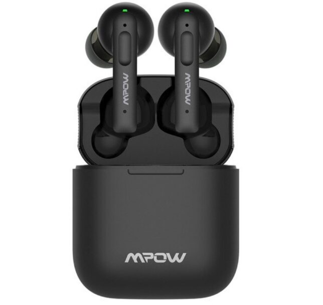 ANC noise cancelling earbuds MPOW X3 review