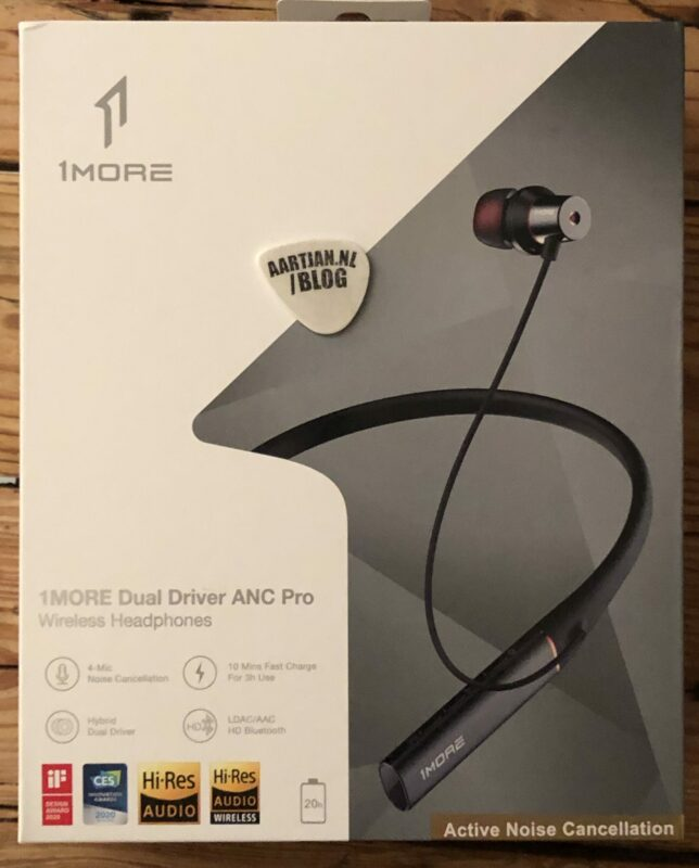 1More ANC Pro review Dual Driver