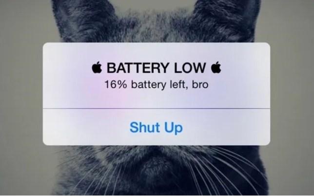 batterij besparen