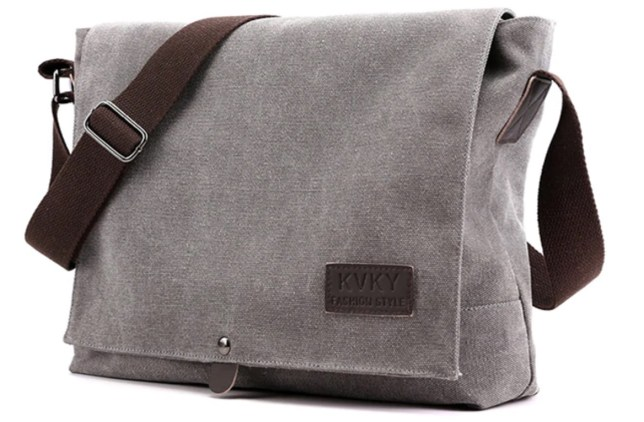 messenger bag canvas