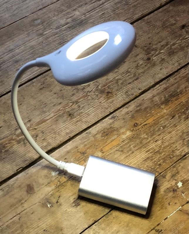 usb leeslamp led