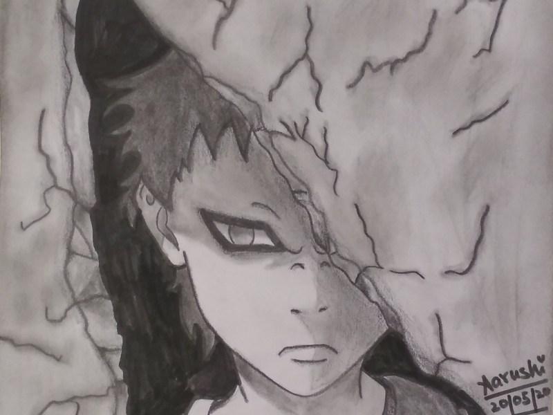 Gaara Sketch