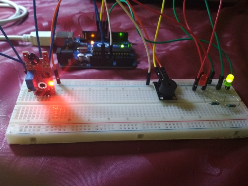 Arduino Beginner Series: Project 12: Fire Sensor