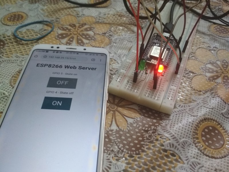 Arduino IOT Series: Project 23: Control LEDs over the internet and build a Webserver
