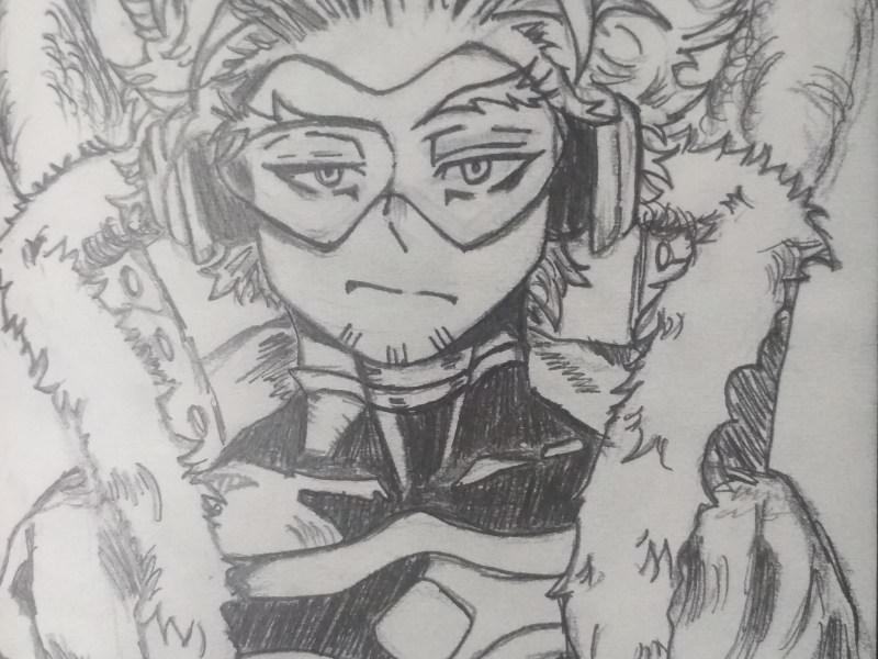 Keigo Takami a.k.a Hawks
