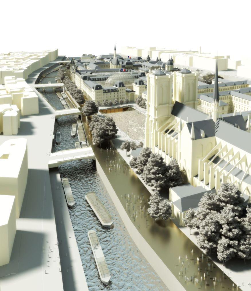A New Future for the Île De La Cité