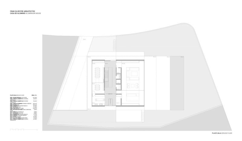 Aluminum House