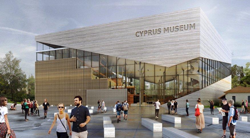 New Cyprus Museum